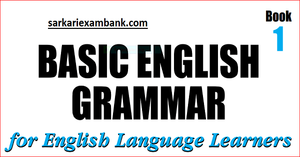 English Grammar Book PDF