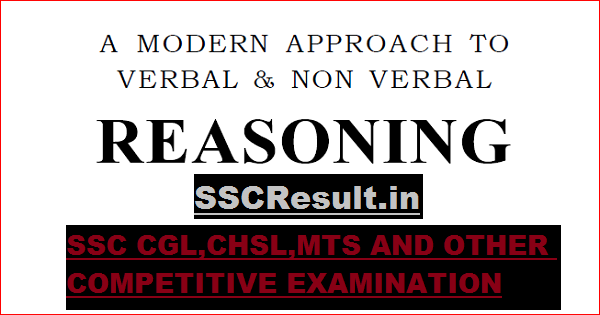 RS Aggarwal Reasoning Book PDF Free Download