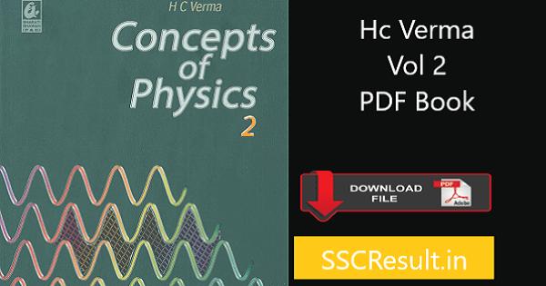 Hc verma volume 2 pdf full ebook download