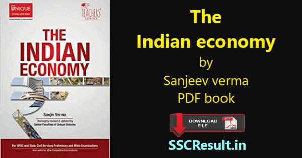 The indian economy by sanjiv verma pdf